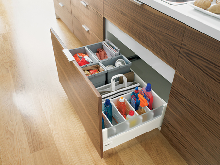 Tandembox keuken lade for Kitchen ideas book